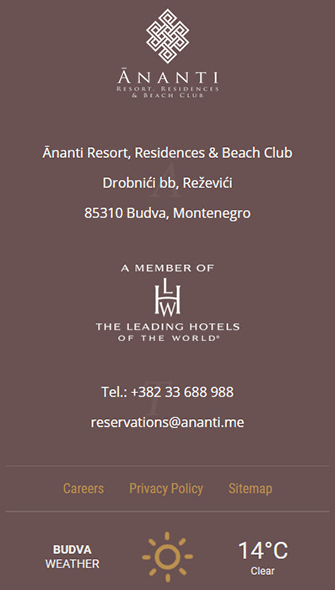 Ananti Hotel mobile preview 3